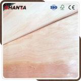 Folheado de cedro para madeira compensada de 0,28 mm Red Hardwood 4 * 8