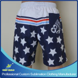 Изготовленный на заказ Sublimation Kids Beach Board Shorts для Beach Wear
