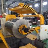 Machine à découper la bobine en tôle d'acier