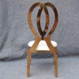 Шикарный классицистический стул Yc-Zs27 трона высокого качества нержавеющей стали