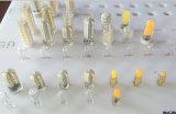bulbo do diodo emissor de luz de 1.2W 24SMD3014 AC/DC 10-20V G4