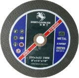 9 '' Schurende Cutting Wheel voor Metal 230X3X22.2