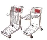 Trole de dobramento da carga do metal do uso do supermercado (JT-E20)