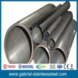201/304/316 pipe Polished sans joint d'acier inoxydable faite en la Chine