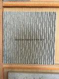 자연적인 어두운 회색 G654 화강암 홈 훈장 루핑 돌