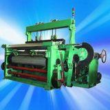 Machine de tissage de treillis métallique en métal et d'acier inoxydable