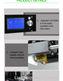 최고 수준 운영하게 쉬운 직업적인 3D 인쇄 기계 하나 손잡이