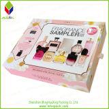 Rígida plegable regalo caja de embalaje de papel cosmética con EVA Insertar (MHX-0705)