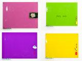 Tarjetas de cristal magnéticas de la nota de la educación que enseñan a Whiteboards