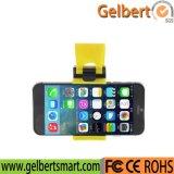Sostenedor plástico de la abrazadera del volante del coche para la navegación del teléfono/GPS