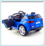 Audi Q7 License Toy Car