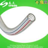 Tuyau de décharge industrielle en acier renforcé en PVC