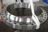 ステンレス鋼のフランジ