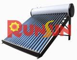 Integrierter nicht druckbelüfteter Solarwarmwasserbereiter (RNS)
