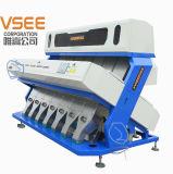 Classificador da cor da semente do girassol da máquina da transformação de produtos alimentares de Vsee RGB/classificador ótico