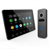 기억 장치 영상 문 전화 7 인치 내부전화 주택 안전
