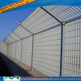 Balustrade en acier d'acier de frontières de sécurité de garantie de la rambarde Mrgr-50 en acier