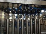 Válvula atuada pneumática do assento do ângulo da flange/linha do Bw/