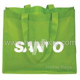No tejido PP Grocery Bag Totalizador de las compras para la Promoción