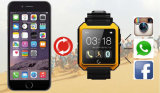 Genuine IP68 wasserdichte Shockproof staubdichter Smart Watch