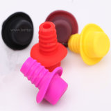 Customized FDA Aprovado Garrafa De Vinho Silicone Rubber Plugs Stopper