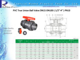 PVC Vrai Union Ball Valve