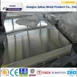 plaque d'acier inoxydable de fini du miroir 304 304L