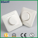 Interruptor Flush-Type elegante del amortiguador de la iluminación del LED