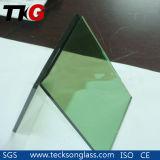 4-6mm dunkelgrünes abgetöntes Floatglas