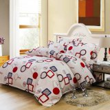 HomeまたはHotel Comforter Duvet Cover Bedding Setのための三重のTextile 100%年のCotton Highquality Bedding Set