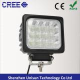 indicatore luminoso ausiliario del lavoro dell'inondazione del CREE LED di 5inch 12V-24V 60W 12X5w