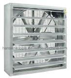 Il pollame industriale del ventilatore di ventilatore della serra di ventilazione del ventilatore del ventilatore di scarico smazza