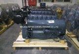 motore diesel F6l912 raffreddato aria di Beinei Deutz della pompa 1800rpm