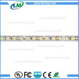 3528 CRI90 impermeabilizzano l'indicatore luminoso di striscia flessibile del LED con Ce&RoHS
