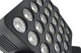 직업적인 25*12W LED 이동하는 맨 위 세척 효력 빛