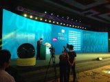 Schermo dell'interno dell'interno sottile di colore completo LED di Ultral P6 SMD per l'evento/l'affitto
