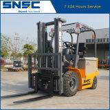 Forklift elétrico 2.5tons da qualidade de China com Ce