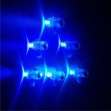 Gedrucktes LED Laser-Finger-Spielzeug