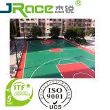 Качество резвится поверхность настила для баскетбола/тенниса/волейбола/Badminton/суда Fustal