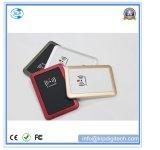 Ultra dünner Qi-drahtloser Aufladeeinheits-Standardstandplatz für Smartphone