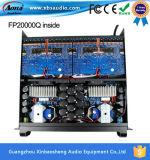 hohe Leistung 2200W PA-Verstärker Fp20000q für allgemeine Lautsprecheranlage