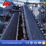 Anti-Déchirer la bande de conveyeur en caoutchouc avec le rupteur de câbles d'acier dans la couverture