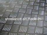 Aluminium/Aluminium-Schritt-Platte mit tiefer Qualität