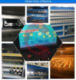 Hoja XG-F grueso plástico termoformado al vacío Máquina aprobados por la CE