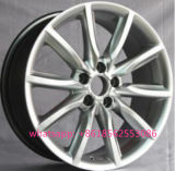 RIM en aluminium de roue d'alliage de véhicule de reproduction pour Audi