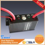 Регулятор сепаратора батареи Китая двойной для батареи лития 150A 12V