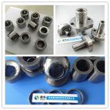 回転部品、CNCの鋼鉄旋盤の回転機械部品