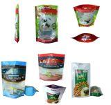 食品等級のPPによって編まれるAlによって並べられるパッケージ袋