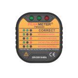 appareil de contrôle normal européen de plot du signe Pm6860d de l'éclairage LED 230V