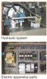 Tortino automatico dell'hamburger che forma macchina Amf600-IV